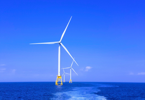 Sustainable finance wind turbines in water
